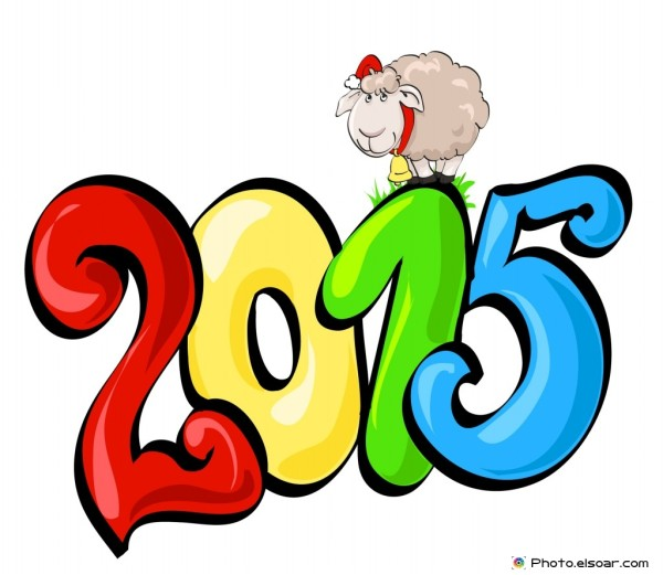 New-Year-2015-Cartoon-Image-With-Sheep